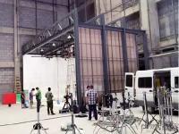 1280平米大型室内摄影摄像棚