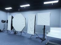 人物平面综合室内摄影棚