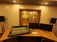 大型室内综合录音棚